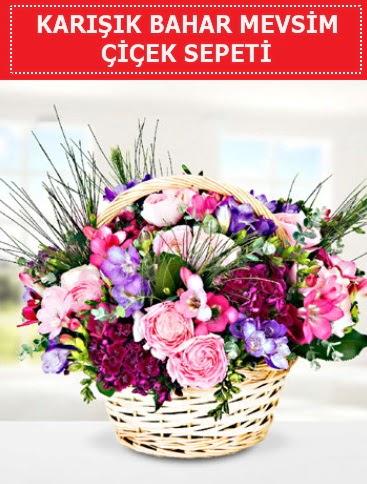Karışık mevsim bahar çiçekleri  Şanlıurfa yurtiçi ve yurtdışı çiçek siparişi