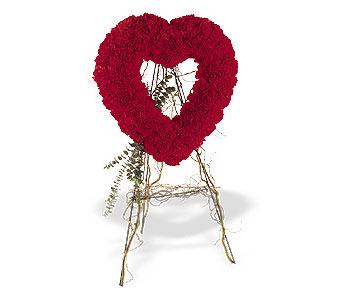 Şanlıurfa çiçek gönderme sitemiz güvenlidir  karanfillerden kalp pano