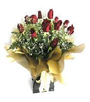 Şanlıurfa çiçek gönderme  11 adet kirmizi gül  buketi