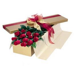 Şanlıurfa ucuz çiçek gönder  10 adet kutu özel kutu