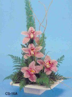 Şanlıurfa çiçek mağazası , çiçekçi adresleri  vazoda 4 adet orkide