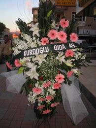 kazablanka,gerbera,sebboy ferforje  Şanlıurfa çiçek yolla , çiçek gönder , çiçekçi