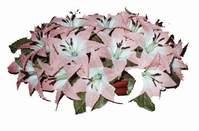 yapay karisik çiçek sepeti   Şanlıurfa çiçek yolla , çiçek gönder , çiçekçi