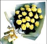 sari güllerden sade buket  Şanlıurfa güvenli kaliteli hızlı çiçek