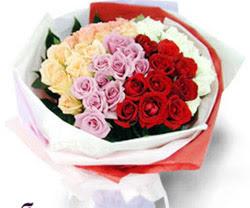 SEVENLERE ÖZEL 51 ADET GÜL  Şanlıurfa çiçek gönderme sitemiz güvenlidir