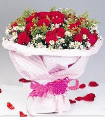 Şanlıurfa çiçek gönderme sitemiz güvenlidir  12 ADET KIRMIZI GÜL BUKETI