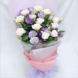 Şanlıurfa çiçek gönderme sitemiz güvenlidir  BEYAZ GÜLLER VE KIR ÇIÇEKLERIS BUKETI