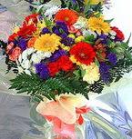 Şanlıurfa online çiçekçi , çiçek siparişi  karma büyük ve gösterisli mevsim demeti