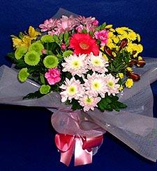 Şanlıurfa online çiçekçi , çiçek siparişi  küçük karisik mevsim demeti