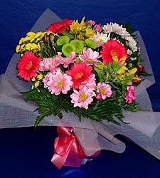 karisik sade mevsim demetligi   Şanlıurfa çiçekçi mağazası