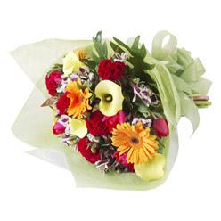 karisik mevsim buketi   Şanlıurfa uluslararası çiçek gönderme