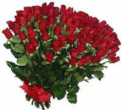51 adet kirmizi gül buketi  Şanlıurfa çiçek yolla