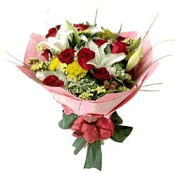KARISIK MEVSIM DEMETI   Şanlıurfa çiçek yolla , çiçek gönder , çiçekçi