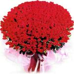 Şanlıurfa uluslararası çiçek gönderme  1001 adet kirmizi gülden çiçek tanzimi