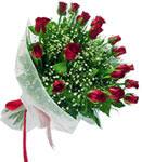 Şanlıurfa çiçek gönderme sitemiz güvenlidir  11 adet kirmizi gül buketi sade ve hos sevenler