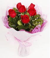 9 adet kaliteli görsel kirmizi gül  Şanlıurfa çiçek servisi , çiçekçi adresleri