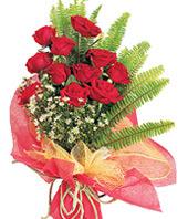 11 adet kaliteli görsel kirmizi gül  Şanlıurfa kaliteli taze ve ucuz çiçekler
