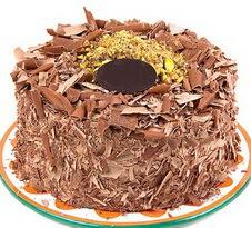 çikolatali 4 ile 6 kisilik yas pasta  Şanlıurfa internetten çiçek siparişi