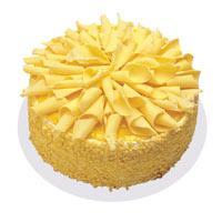 Muzlu pasta 4 ile 6 kisilik yas pasta  Şanlıurfa çiçek mağazası , çiçekçi adresleri