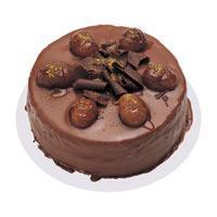 Kestaneli çikolatali yas pasta  Şanlıurfa güvenli kaliteli hızlı çiçek