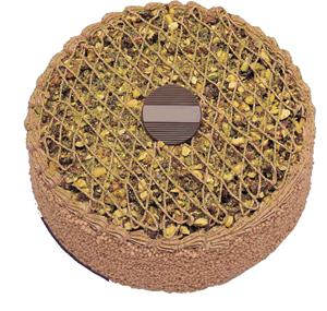 Krokanli 4 ile 6 kisilik yas pasta leziz  Şanlıurfa çiçek servisi , çiçekçi adresleri