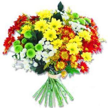Kir çiçeklerinden buket modeli  Şanlıurfa çiçek satışı