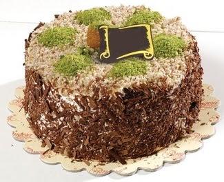 pasta gönderme 4 ile 6 kisilik çikolatali yas pasta  Şanlıurfa kaliteli taze ve ucuz çiçekler