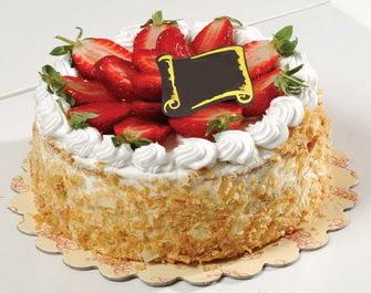 uygun pastaneler 4 ile 6 kisilik çilekli yas pasta lezzetli  Şanlıurfa çiçekçi telefonları