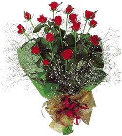 11 adet kirmizi gül buketi özel hediyelik  Şanlıurfa çiçek yolla , çiçek gönder , çiçekçi