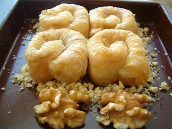 tatli siparisi Essiz lezzette 1 kilo bülbül yuvasi  Şanlıurfa ucuz çiçek gönder