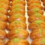 online pastaci Essiz lezzette 1 kilo Sekerpare  Şanlıurfa çiçek yolla
