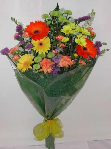 karisik kir çiçek buketi çiçek gönderimi  Şanlıurfa ucuz çiçek gönder