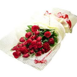Çiçek gönderme 13 adet kirmizi gül buketi  Şanlıurfa kaliteli taze ve ucuz çiçekler