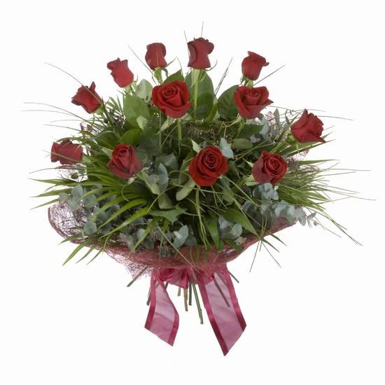 Etkileyici buket 11 adet kirmizi gül buketi  Şanlıurfa çiçek gönderme sitemiz güvenlidir