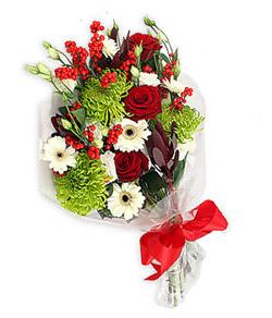 Karisik mevsim buketi çiçek tanzimi  Şanlıurfa çiçek gönderme