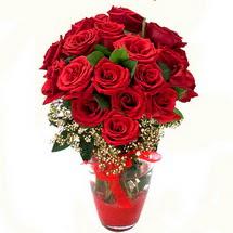 Şanlıurfa İnternetten çiçek siparişi   9 adet kirmizi gül