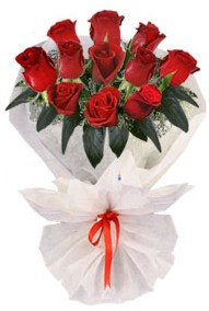11 adet gül buketi  Şanlıurfa çiçek gönderme  kirmizi gül
