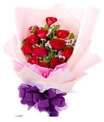 7 gülden kirmizi gül buketi sevenler alsin  Şanlıurfa hediye sevgilime hediye çiçek