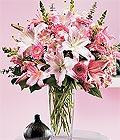 Şanlıurfa 14 şubat sevgililer günü çiçek  Kazablanka biçme vazoda