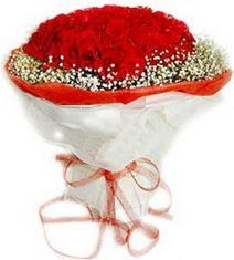 Şanlıurfa çiçek yolla  41 adet kirmizi gül buketi