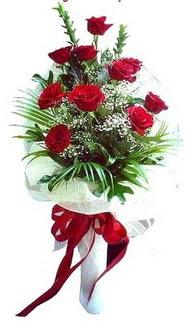Şanlıurfa yurtiçi ve yurtdışı çiçek siparişi  10 adet kirmizi gül buketi demeti