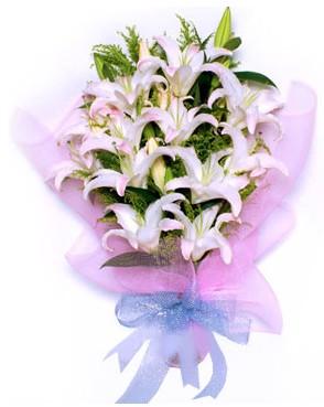 5 dal kazablankadan muhteşem buket  Şanlıurfa online çiçekçi , çiçek siparişi