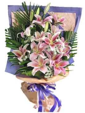 7 dal kazablankadan görsel buket  Şanlıurfa online çiçek gönderme sipariş
