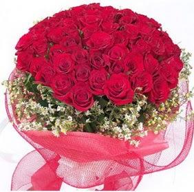 Şanlıurfa uluslararası çiçek gönderme  29 adet kırmızı gülden buket