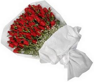 Şanlıurfa anneler günü çiçek yolla  51 adet kırmızı gül buket çiçeği
