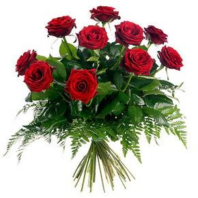 Şanlıurfa çiçek servisi , çiçekçi adresleri  10 adet kırmızı gülden buket