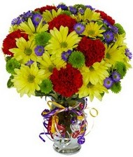 En güzel hediye karışık mevsim çiçeği  Şanlıurfa online çiçekçi , çiçek siparişi