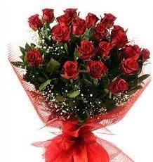 İlginç Hediye 21 Adet kırmızı gül  Şanlıurfa çiçek gönderme