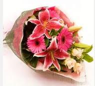 1 dal kazablanka ve mevsim çiçekleri  Şanlıurfa çiçek gönderme