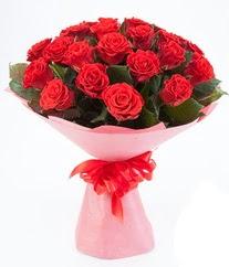 15 adet kırmızı gülden buket tanzimi  Şanlıurfa İnternetten çiçek siparişi